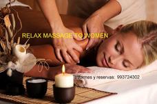Masajes Relajantes Para Damas (relax Massage To Women)