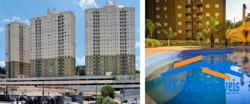 Imagem 1 de 15 de Lindo Apartamento De 68m2 Vitta Club - 1451