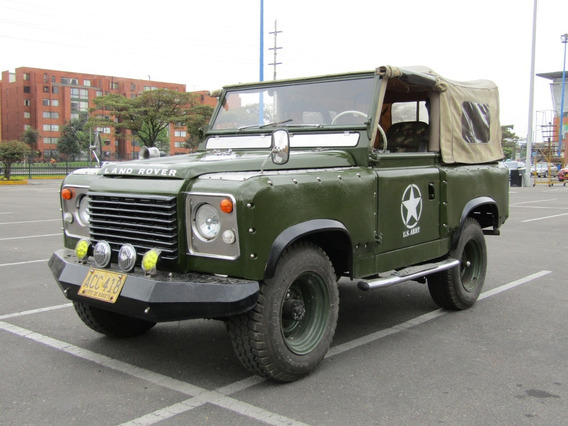 Land Rover Santana Us Army Mt 2200