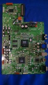 Placa Principal/sinal Tv Plasma Lg 42px4rv Mc