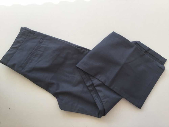 Pantalón Gris Old Navy Tipo Escolar