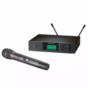 Microfone Audio Technica S/ Fio Atw-3141bd