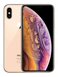 Celular Apple iPhone Xs 64gb Exhibicion Original Gold Oro