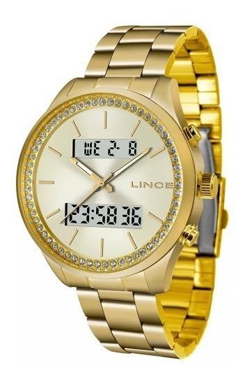 Relógio Feminino Lince Lag4591l C1kx= 19