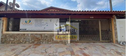 Casa Com 3 Dormitórios À Venda, 215 M² Por R$ 500.000 - Parque Da Amizade (nova Veneza) - Sumaré/sp - Ca4536
