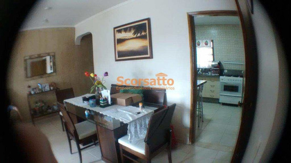 Apartamento À Venda No Condomínio Colinas Verdes Em Itapecerica - V2333