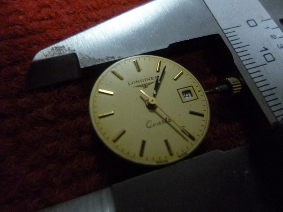 Longines Swiss Made, Eta 956-112 L.111.2, Excelente Ok