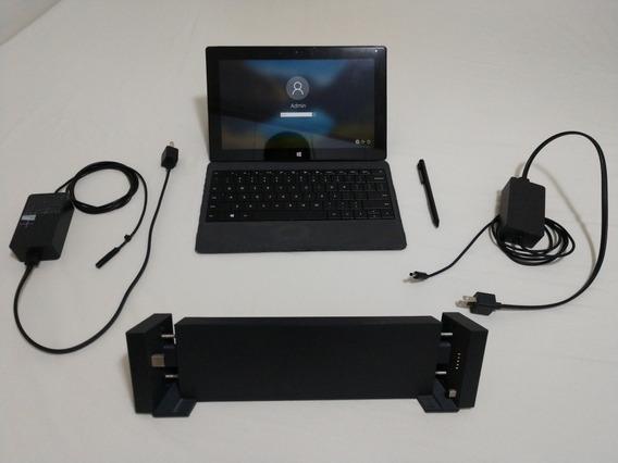 Surface 2 Pro Usado + Película + Doca + Pen Stylus + Win 10
