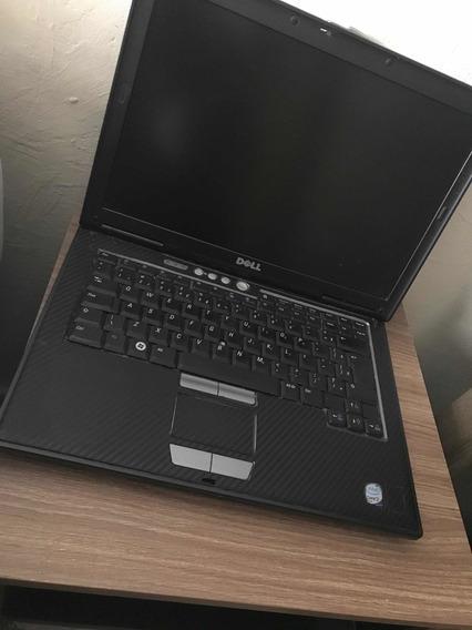 Notebook Dell D620 -funcionando- Preço Para Sair Rápido