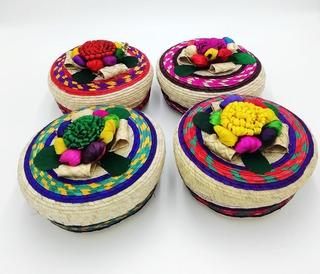 Set 10 Canasta 1 Kl Fiesta Mexicana