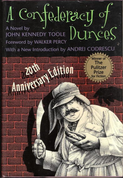 A Confederacy Dunces - John Kennedy Toole 660