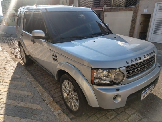 Land Rover Discovery 4 2.7 Se 4x4 V6 Turbo Diesel Aut 2010