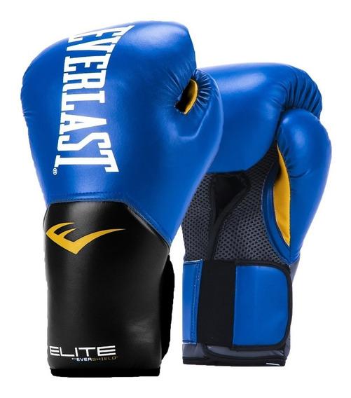 Guantes De Boxeo Elite Nuevos - Everlast Oficial