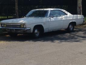 Chevrolet/gm Impala 1966 Coupe Sem Coluna Carro Antigo 9
