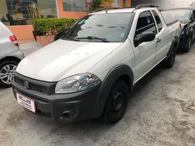 Fiat Strada Hard Working 1.4 Flex Cabine Estendida