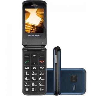 Celular Multilaser Flip Vita P9020/p9021 Dualchip Mp3