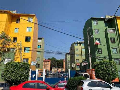 Departamento En Azcapotzalco, A 5 Min. Del Metro Ferreria