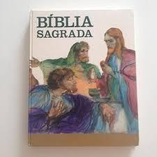 Biblia Sagrada - Col. Ouro (g) S/a