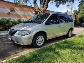Chrysler Caravan Lx 3.3 V6 2006 7 Lugares Impecável