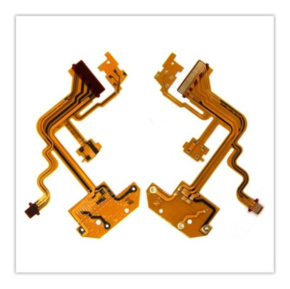 Cabo Flat Flex Flash Sony Dsc-h10 Dsc-h3 H10 H3 Frete Gratis