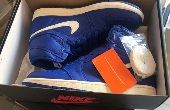 Tenis Nike Air Jordan 1 Retro High Og Hyper Royal