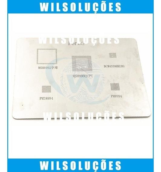 Stencil G1030 - Pmi8994 - Pm8994 - Msm8992 - Bcm4339hkubg