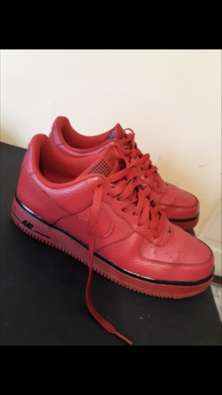 Nike Air Force 1 Red Gym