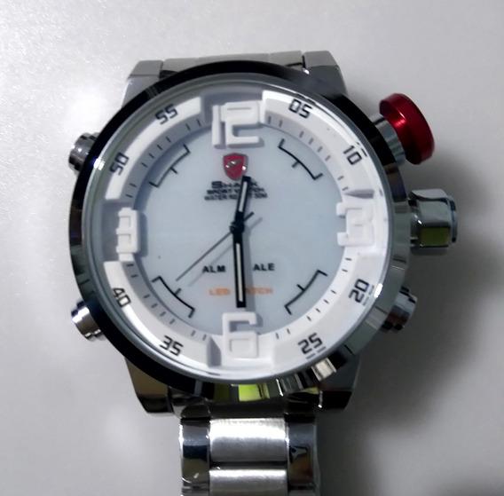 Relógio Projeção Em Led