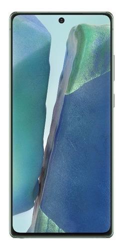 Samsung Galaxy Note20 Dual SIM 256 GB  verde místico 8 GB RAM