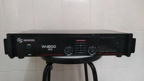 Amplificador Potência W1500