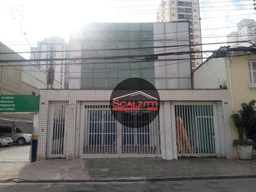 Prédio Para Alugar, 750 M² Por R$ 18.000/mês - Mooca (zona Leste) - São Paulo/sp - Pr0150