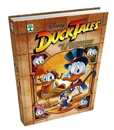 Ducktales Os Caçadores De Aventuras! Capa Dura!