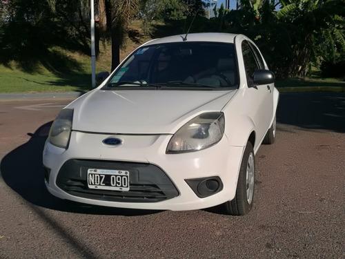 Ford Ka Fly Viral 1.6 95 Cv 3 Puertas Blanco 2013