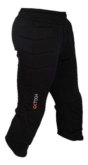 Pantalon De Arquero Capri 3/4 ¾ Flexipant Gk Tech