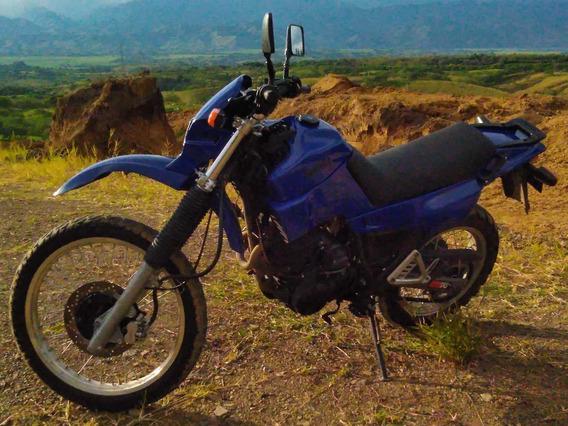Yamaha Xt 600 Japonesa