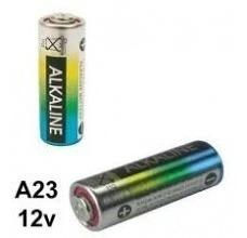Kit 10 Bateria Controle Alarme E Portao A 23 Alcalina