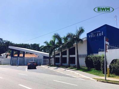 Terreno À Venda - Condomínio Vila Azul - Sorocaba/sp - Te3547