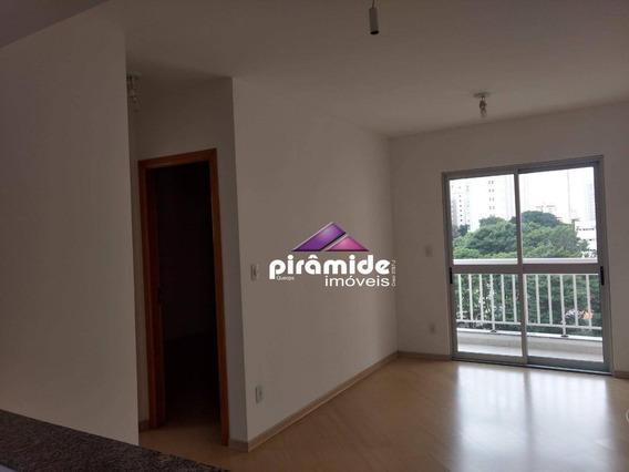 Apartamento Com 1 Dormitório Para Alugar, 45 M² Por R$ 1.200,00/mês - Vila Adyana - São José Dos Campos/sp - Ap9753