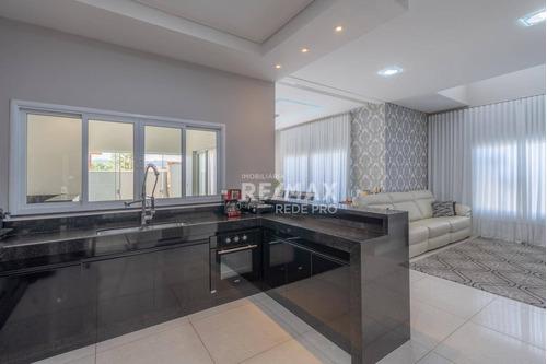 Imagem 1 de 30 de Casa Com 4 Dormitórios À Venda, 220 M² Por R$ 1.060.000,00 - Condomínio Residencial São Lourenço - Valinhos/sp - Sp - Ca0062_proii