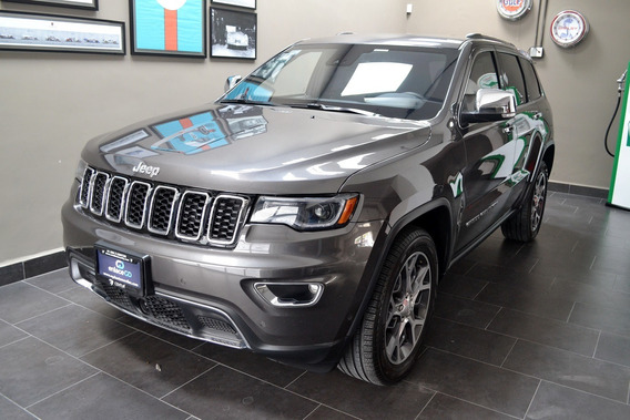 Jeep Grand Cherokee 5.7 Limited Lujo Ad.blindada 4x4 At