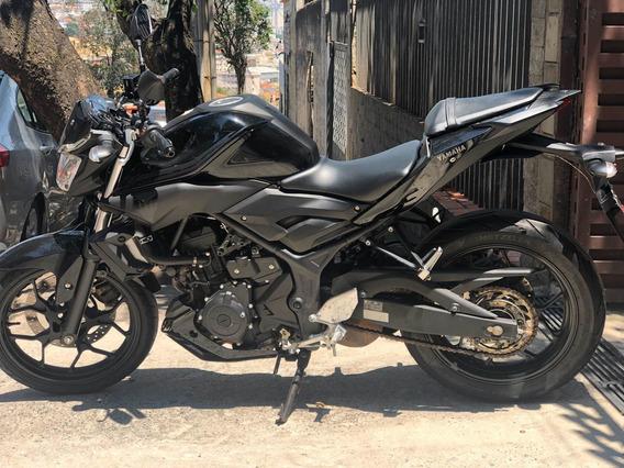 Yamaha Mt-03 17/18 9.750km - Única Dona
