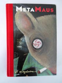 Metamaus, De Art Spiegelman (book + Dvd-r) Inglês
