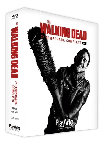 The Walking Dead Temporada 7 Blu-ray - Lacrado
