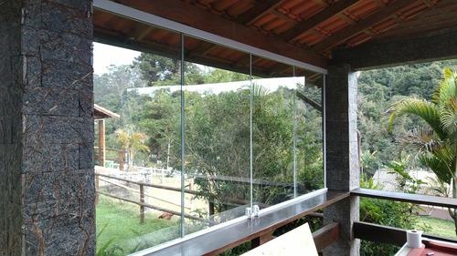 Imagem 1 de 5 de Vidraçaria Tempo Do Vidro