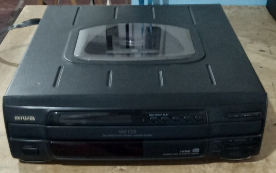 Compact Disc Player Aiwa