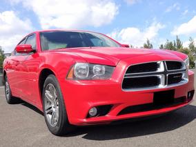 Automovil Dodge Gharger Sxt Premium 6 Cilindros 2012