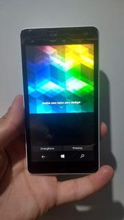Smartphone Microsoft Lumia 535 Usado/tela Quebrada