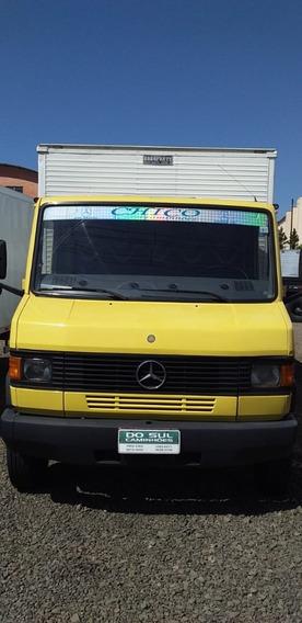 Mercedes Benz 710 Ano 1998 Baú De