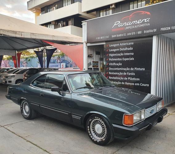 Chevrolet Opala Diplomata Coupe 6cc Zerado Placa Preta