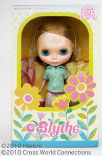 Blythe Shop Limited Doll Nickylud